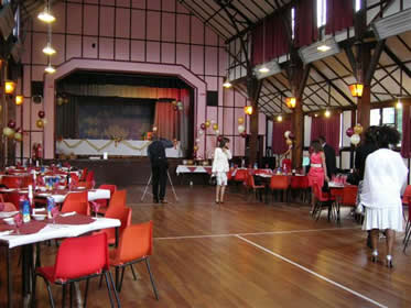 Hall Bookings St Barnabas
