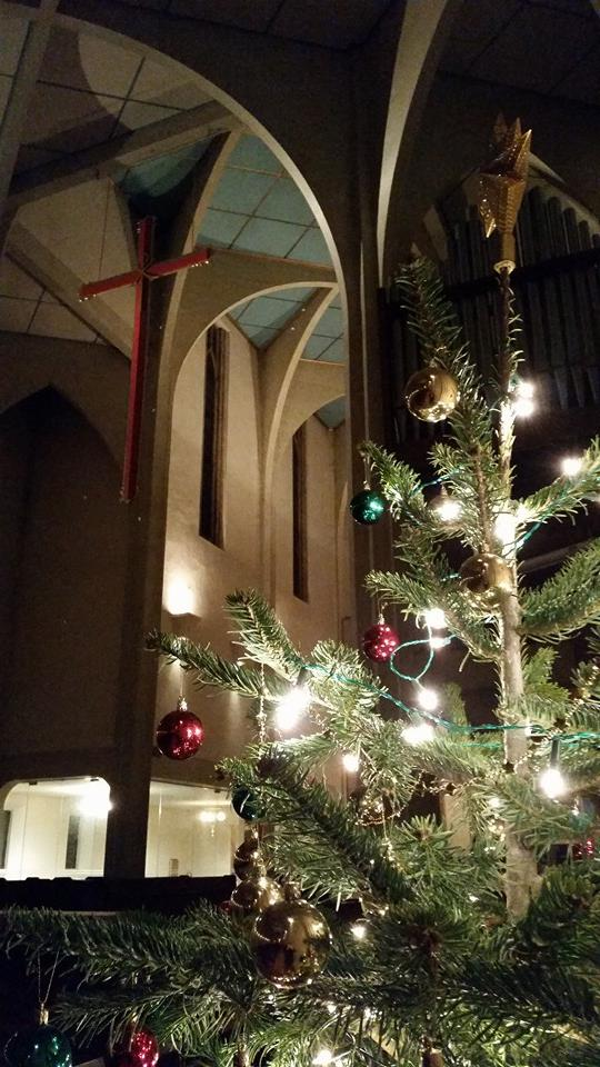 Advent at St Barnabas